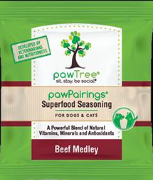 FREE pawTree Seasonings Sample